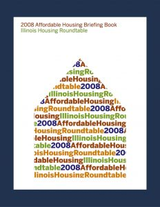 Illinois Housing Action Illinois Briefing Book 2008