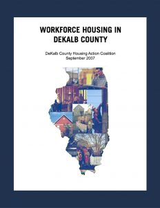Dekalb Workforce Housing Report 2007