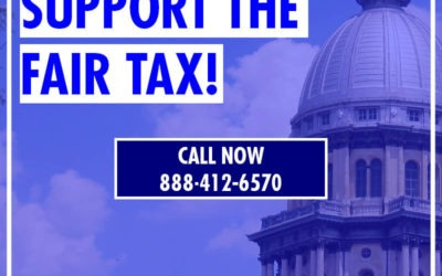 Call Your State Representative & Tell Them You Support a Fair Tax