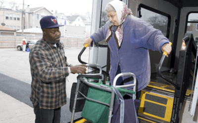 A Home and a Hand: Creating Housing Opportunities for the Elderly