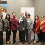 A group of HUD-certified housing counselors at Housing Action's annual conference.