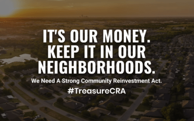 Add Your Voice to Protect CRA Investment in Low-Income Communities