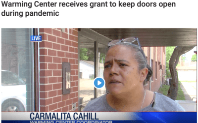 Carbondale Warming Center Keeps Doors Open to Provide Shelter During Pandemic