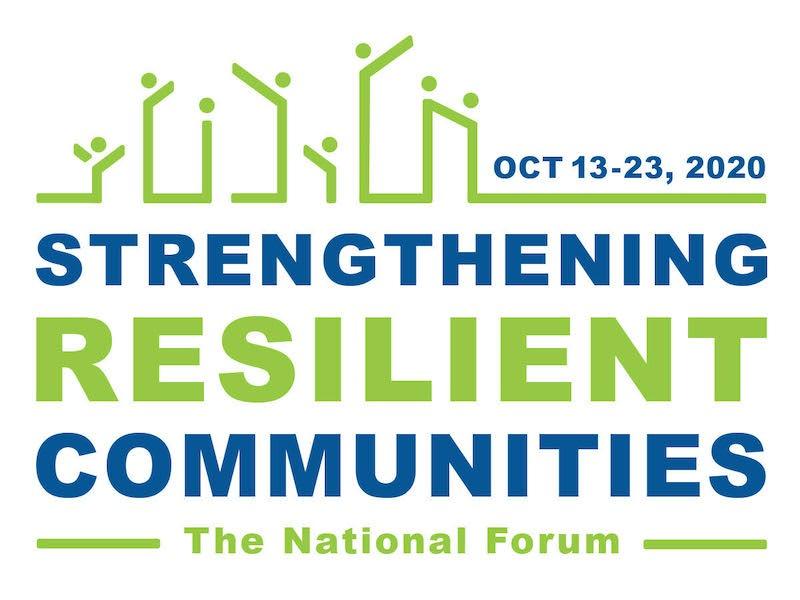 Logo for Strengthening Resilient Communities