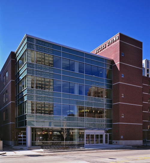 Photo of Access Living Building