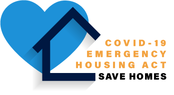 COVID-19 Emergency Housing Act Passes House & Senate, Awaits Governor's Signature