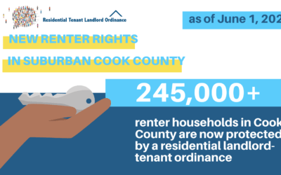 New Cook County Renter Rights & Protections Take Effect June 1